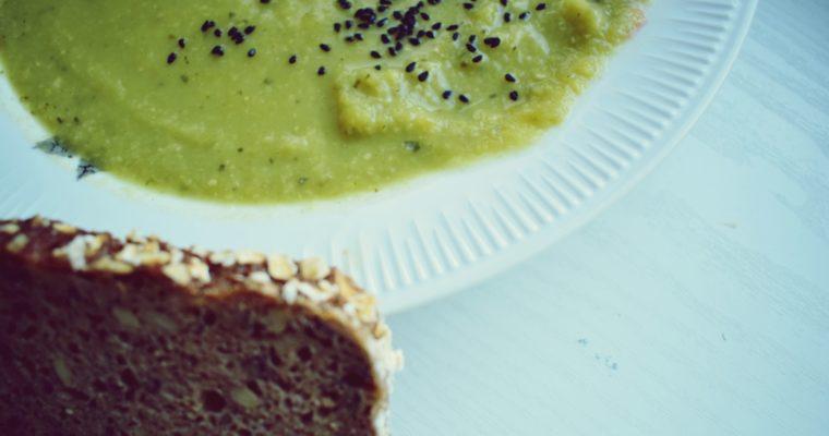 Krem z fasolki szparagowej – kolejna zupa do słoika